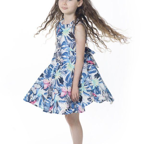 שמלה מסתובתת