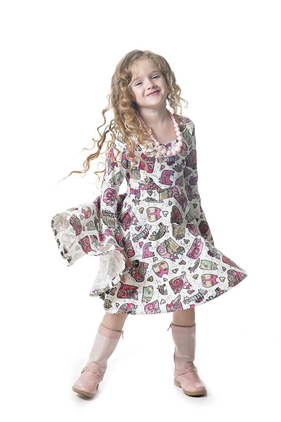 שמלה מסתובבת
