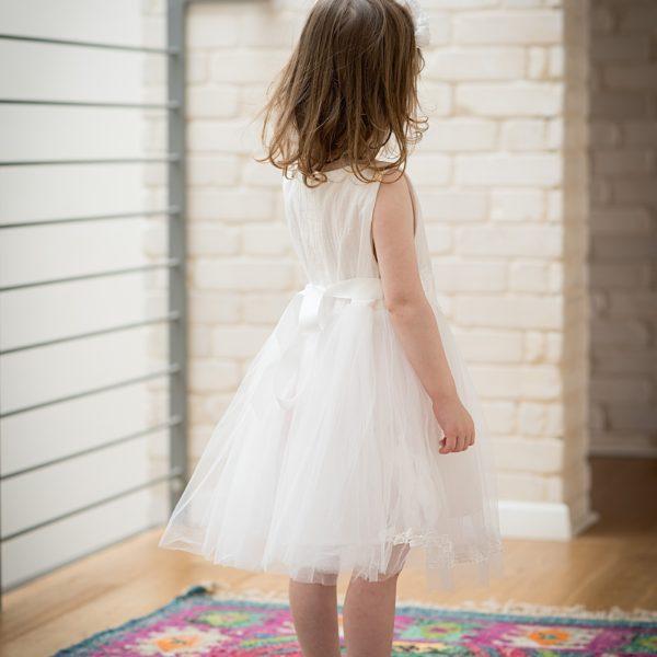 שמלת שושבינה כפרית-2672