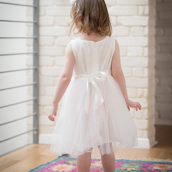 שמלת שושבינה כפרית-2673