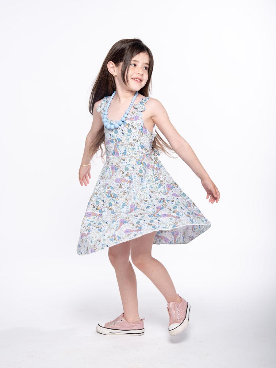 שמלת ליבי פייזלי