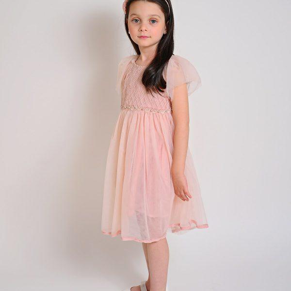 שמלת שושבינה מייגן ורודה